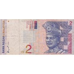 2 Ringgit - Malaisie