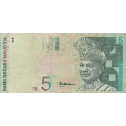 5 Ringgit - Malaisie