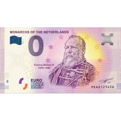 NL - Monarchs of the Netherlands - Koning Willem III - 2020
