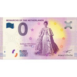 NL - Monarchs of the Netherlands - Koningin Wilhelmina - 2020
