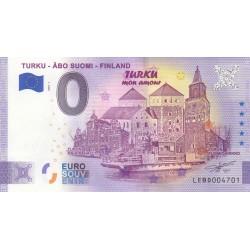FI - Turku -Abo Suomi - Finland (Anniversary)- 2020