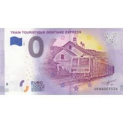 63 - Train touristique Gentiane Express - 2020