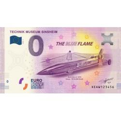 DE - Technik Museum Sinsheim - The Blue Flame - 2020