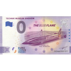 DE - Technik Museum Sinsheim - The Blue Flame - Anniversary - 2020