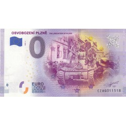 CZ - Osvobozeni Plzne - The liberation of Pilsen - 75eme anniversary -2020