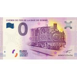 80 - Chemin de fer de la baie de Somme - 2020