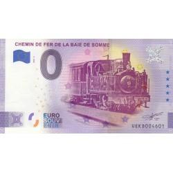 80 - Chemin de fer de la baie de Somme - Anniversary - 2020