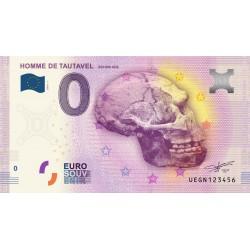 66 - Homme de Tautavel - 450000 ans - 2016