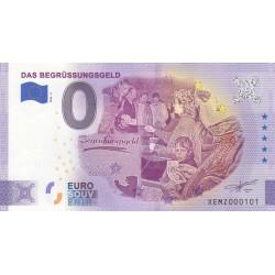 DE - Das Begrussungsgeld - 2020