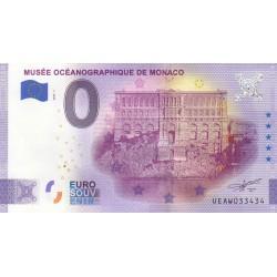 98 - Musée océanographique de Monaco (ANNIVERSARY) - 2020-1