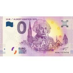 DE - ULM - *Albert Einstein 1879 - 2020