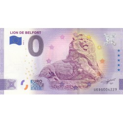 90 - Lion de Belfort - Anniversary - 2020
