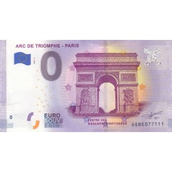 75 - Arc de Triomphe - Paris - 2020