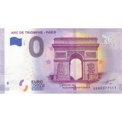 75 - Arc de Triomphe - Paris - 2020