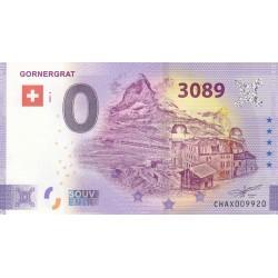 CH - Gornergrat 3089 - 2020