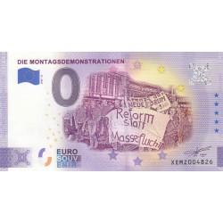 DE - Die Montagsdemonstrationen - 2020 (nouveau visuel 2020)