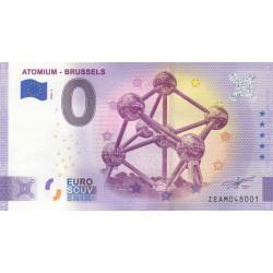 BE - Atomium - Brussels - 2020