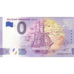 BE - Zeilschip Mercator - Oostende - 2020