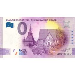 FI - Ulvilain Rahakatko - The Ulvila Coin Hoard (nouveau visuel 2020) - 2020