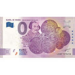 FI - Karl IX Vasa (Anniversary) - 2020