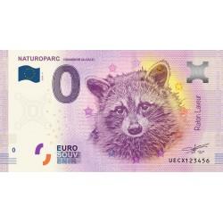 68 - Naturoparc Hunawihr - Raton laveur - 2020