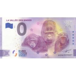86 - La vallée des singes - 2020