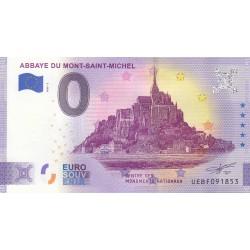 50 - Abbaye du Mont Saint Michel - 2020