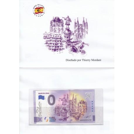 ES - Barcelona - Tamponné (encart) - 2020