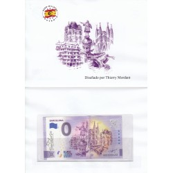 ES - Barcelona - Tamponné (encart) - Anniversary - 2020
