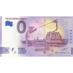 PT - Telecabine Lisboa - 2020