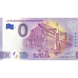 62 - Le Blockhaus d'Eperlecques - 2020