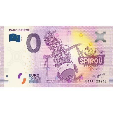 84 - Parc Spirou - 2020