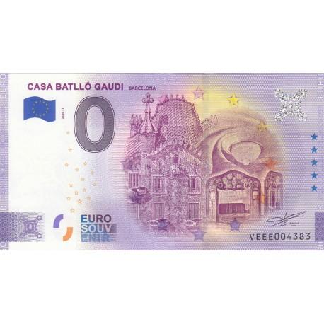 ES - Casa Batllo Gaudi - Barcelona - 2020
