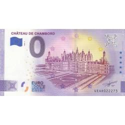 41 - Château de Chambord (nouveau visuel) - 2020