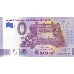 FI - Imatra Finland - Go Saimaa and Vuoksi (anniversary) - 2020