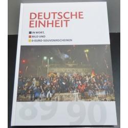 DE - Deutsche Einheit - Livre sur la série XECF - 2020