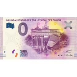 DE - Das Brandenburger Tor - Symbol Der Einheit (nouveau visuel) - 2020
