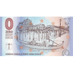IT - Venezia Chiesa E Ponte Degli Scalzi - 2020