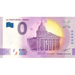75 - Le Panthéon - Paris - 2020