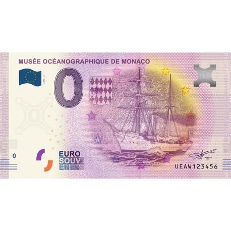 98 - Musée océanographique de Monaco - Navire seconde princesse Alice - 2016