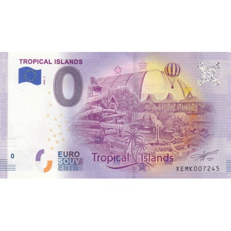 DE - Tropical Islands - 2020