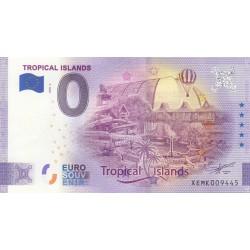 DE - Tropical Islands (anniversary) - 2020