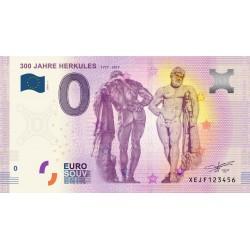 DE - 300 Jahre Herkules 1717-2017 - 2016