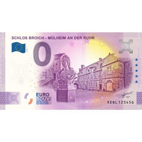 DE - Schloss Broich - Mülheim An Der Ruhr - 2020