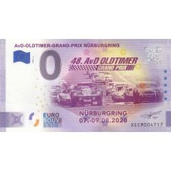 DE - AvD-Oldtimer-Grand-Prix Nüburgring - 2020
