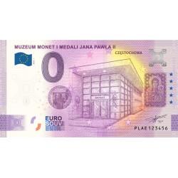 PL - Muzeum Monet I Medali Jana Pawla II - 2020