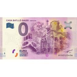ES - Casa Batllo Gaudi - Barcelona - 2016