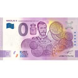 FI - Nikolai II (anniversary ) - 2020