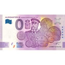 FI - Aleksanteri III (anniversary ) - 2020