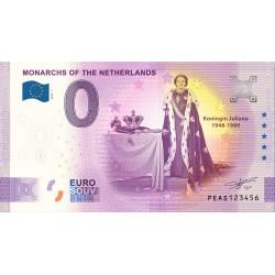 NL - Monarchs of the Netherlands - Koningin Juliana - 2020